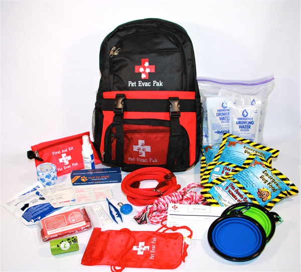 Big Dog Emergency Evacuation Survival Kit