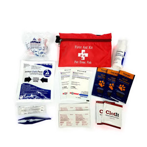 First Aid Kit for Dogs and Cats