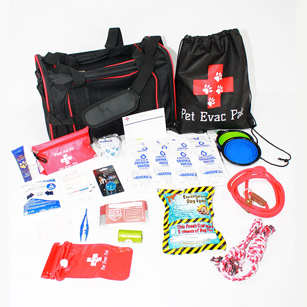 Little Dog Emergency Evacuation Survival Kit