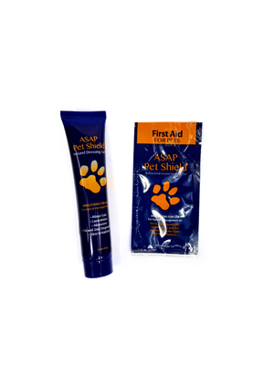 Pet Shield Wound Gel