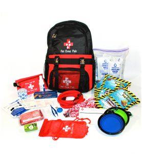 Big Dog Emergency Evacuation Survival Kit