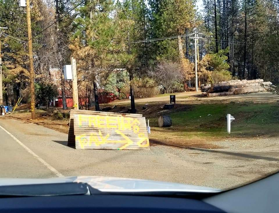 Camp Fire Relief Efforts Angels Among Us Charity