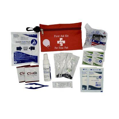 Pet First Aid Kit Pet Vet, Clotit, PetFlex