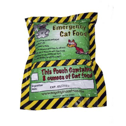 Mayday Cat Food Emergency Ration
