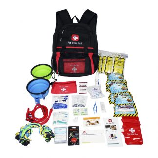 Large Dog Pet Evacuation Emergency Survival Pack, 72 hours 5-year shelf life
